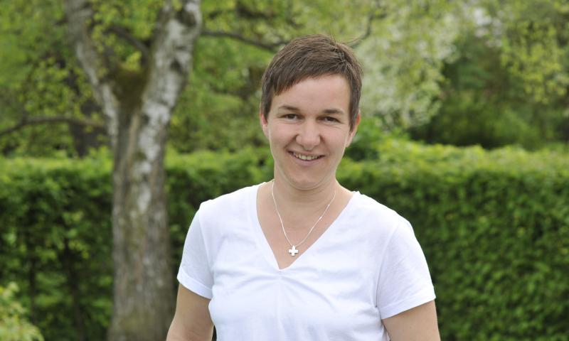 Alexandra Willmann - Trageberaterin und Kursleiterin für Babymassagen - Brigachtal im Schwarzwald-Baar-Kreis